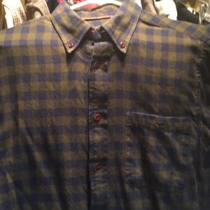 Orvis Flannel Shirt